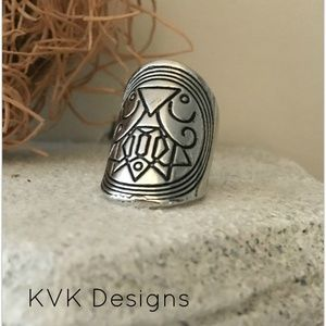 Tribal Style Ring